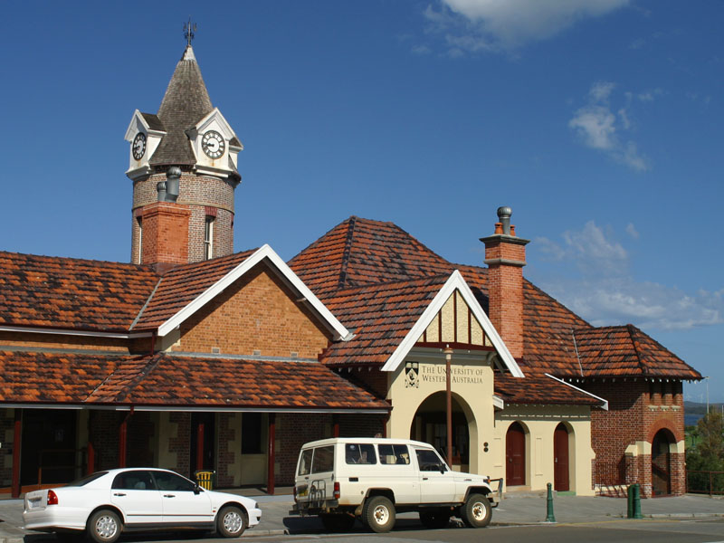 The Old Post Office in Stirling Terrace (photo taken 2003)