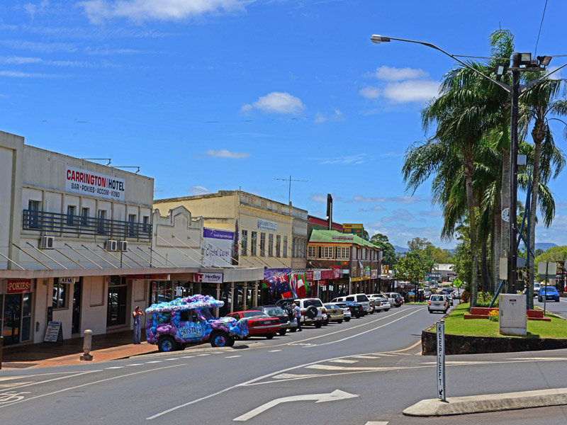 Atherton qld aussie towns for The atherton