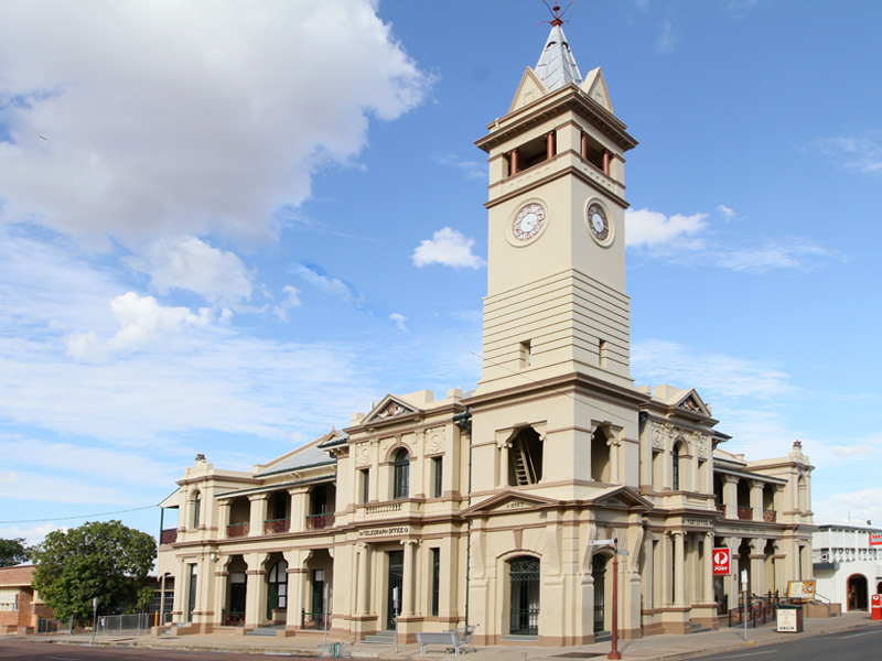 Charters Towers, QLD - Aussie Towns