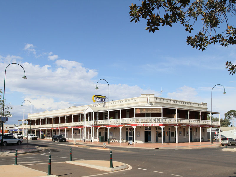 Where is cobar nsw