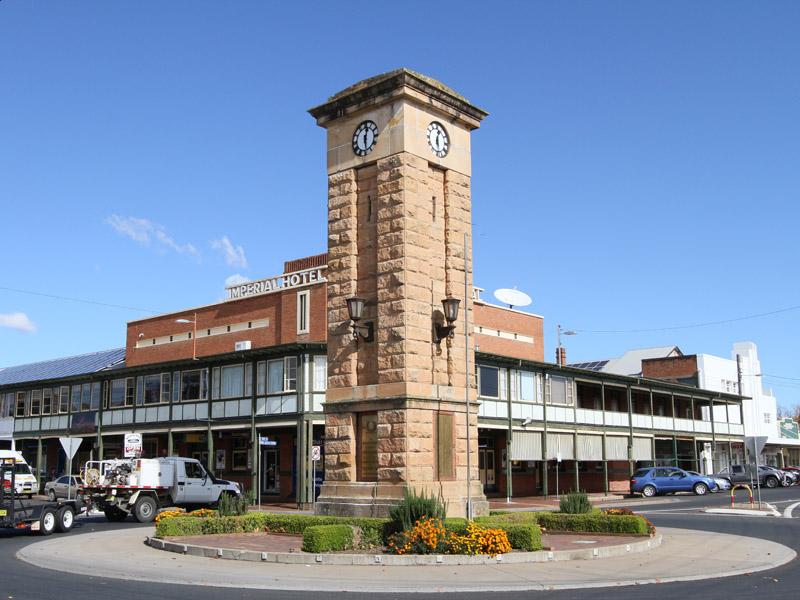 Coonabarabran Nsw Aussie Towns