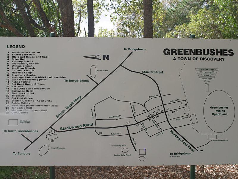 Greenbushes