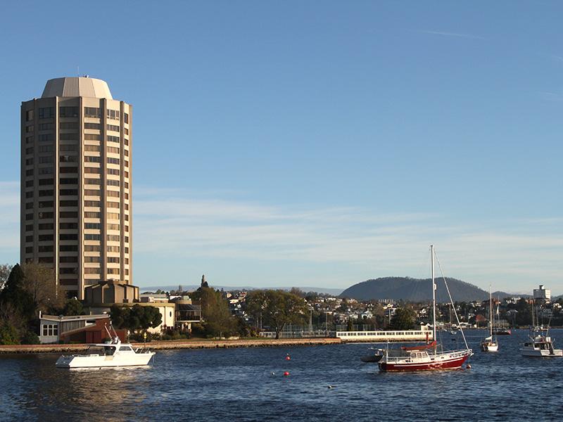 Hobart Tas Aussie Towns