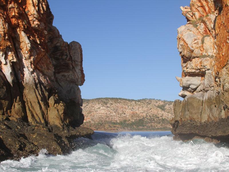 Horizontal Falls, WA - Aussie Towns