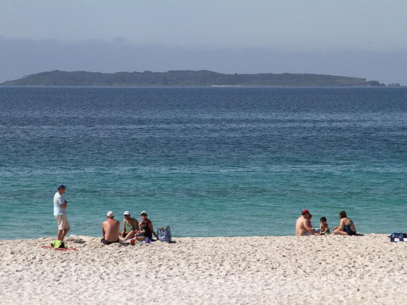 Jervis Bay, NSW - Aussie Towns