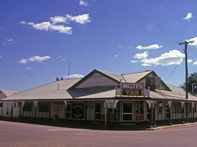 Julia Creek Qld Aussie Towns