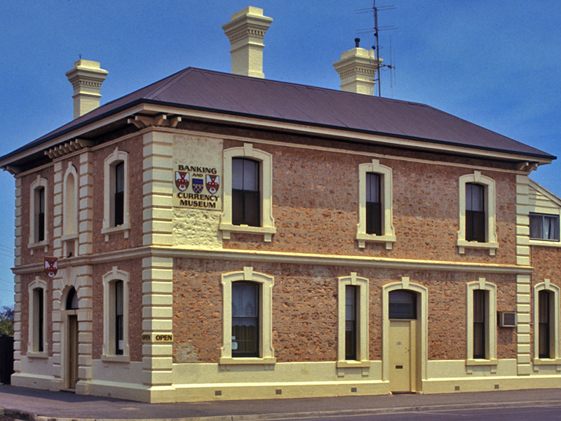 Kadina Australia  city pictures gallery : ... was located in the old Bank of South Australia 1874 building