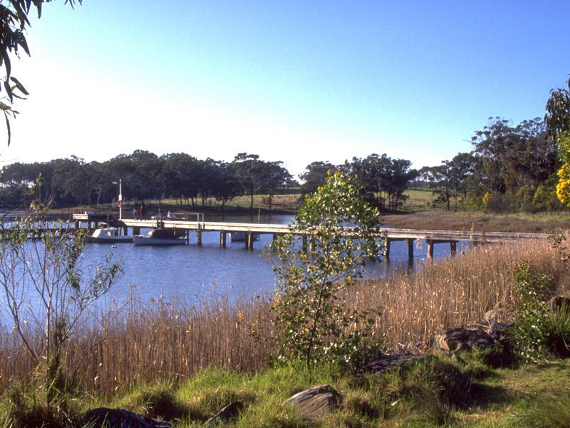 Lake Tyers, VIC - Aussie Towns