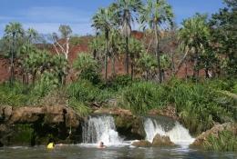 12. Indarri Falls at Lawn Hill GorgeAA