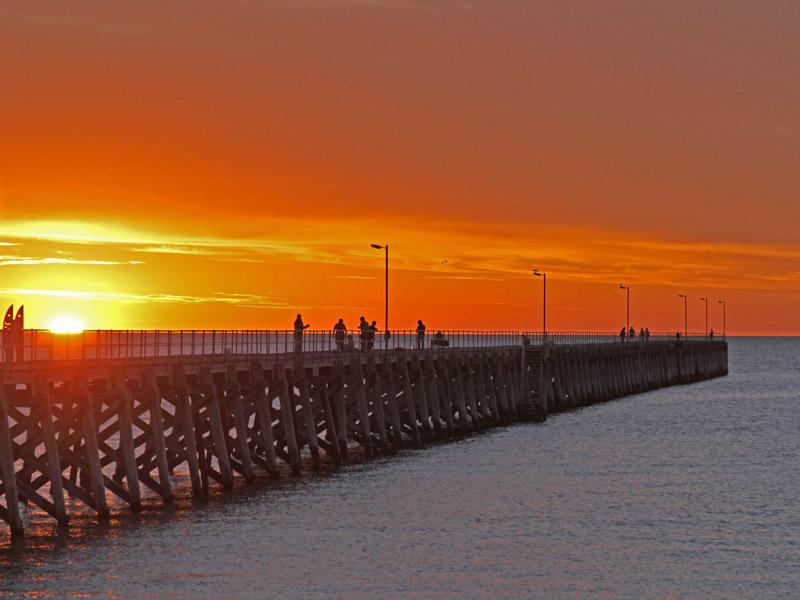 Port Moonta Australia  city photos gallery : Moonta Bay and Port Hughes