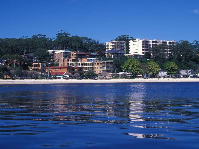 Nelson bay new south wales