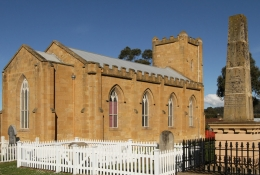 St Matthew's Anglican Church and Churchyard