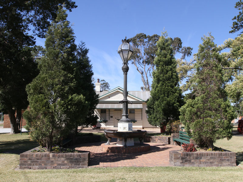 Singleton hall hire nsw