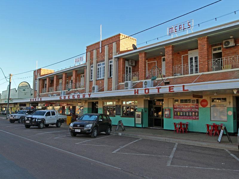 Winton Qld Aussie Towns