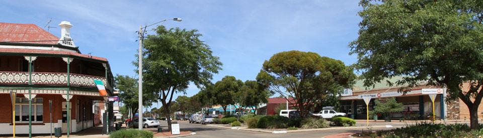 Southern Cross, WA - Aussie Towns