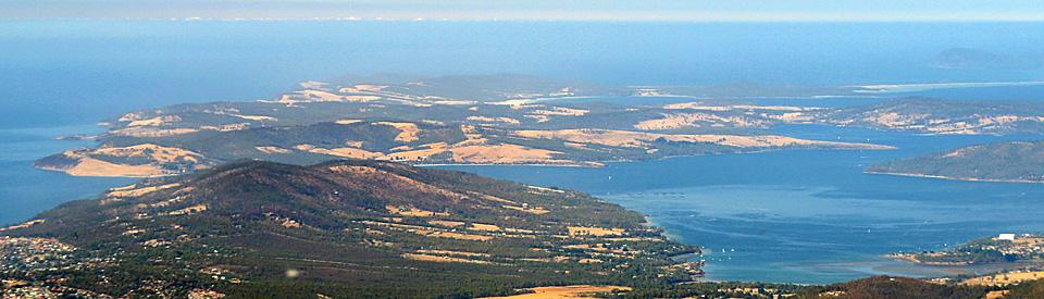 Bruny Island, TAS - Aussie Towns