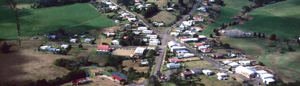 Comboyne, NSW - Aussie Towns