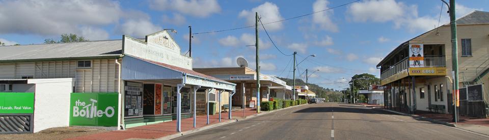 Collinsville, QLD - Aussie Towns