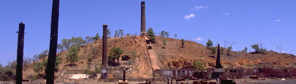 Chillagoe, QLD - Aussie Towns